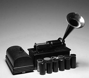 The First Practical Sound Recording And Reproduction Device Was Mechanical Phonograph Cylinder Invented By Thomas Edison In 1877